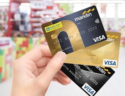 Keunggulan kartu kredit terbaik mandiri