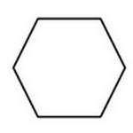 hexagon in spanish
