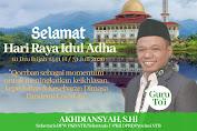 Akhdiansyah, S.Hi Mengucapkan Selamat Hari Raya Idul Adha 1441 H