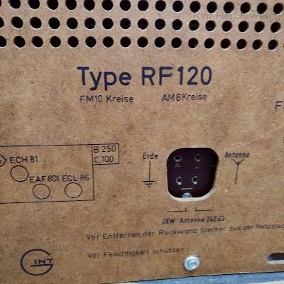 Grundig type RF120