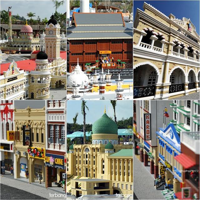 JARUM & BENANG: Legoland, Johor , Malaysia