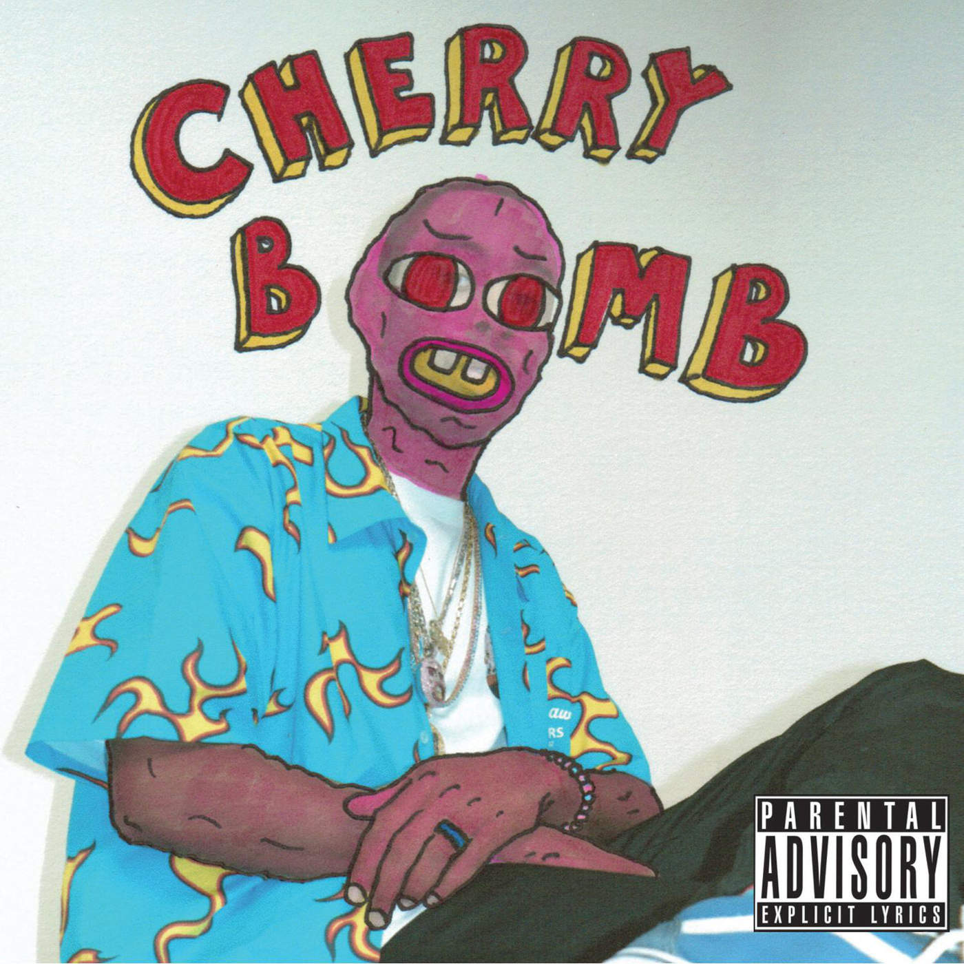 Tyler The Creator - Cherry Bomb Cover