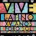 Cartel oficial del Vive Latino 2014