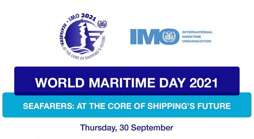 30 Σεπτεμβρίου, Παγκόσμια Ημέρα Ναυτιλίας 2021