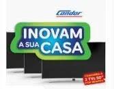 Promoção Danone e Condor 2 Tvs 50 Toda Semana - Inovam Sua Casa