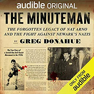 Audiobook Review: The Minuteman by Greg Donahue