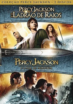 Percy Jackson - Todos os Filmes Torrent