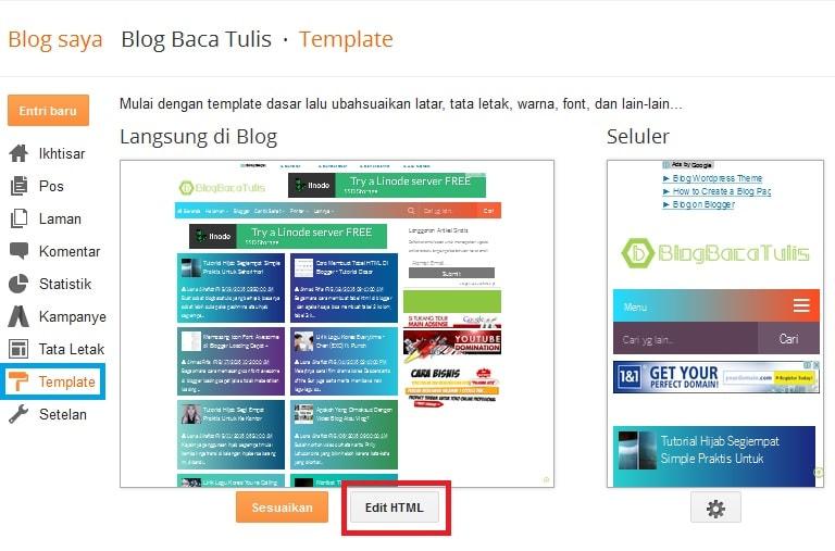 Cara Membuat Related Post Dengan Gambar dan Ringkasang Di Bawah Posting Blogger