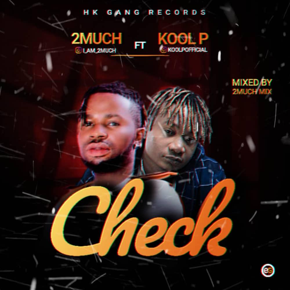 Check_2Much ft Kool P