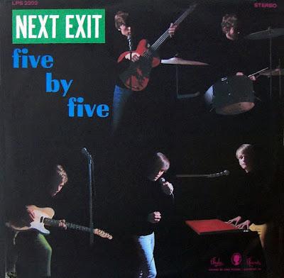 Five By Five – Next Exit (1968)