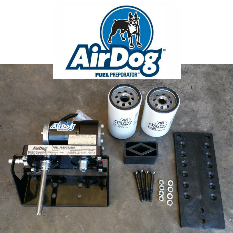 Toxic Diesel Performance : Air Dog 100 Fuel Lift Pump System