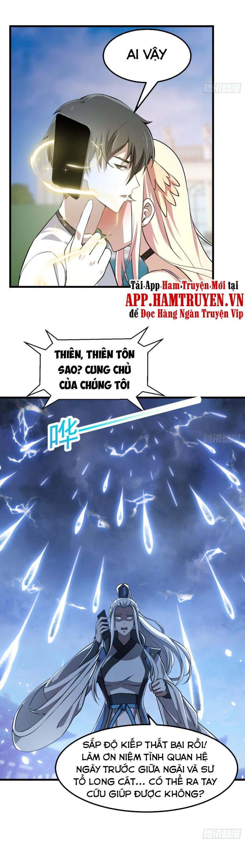 Ta Chẳng Qua Là Một Đại La Kim Tiên Chương 156 - Vcomic.net