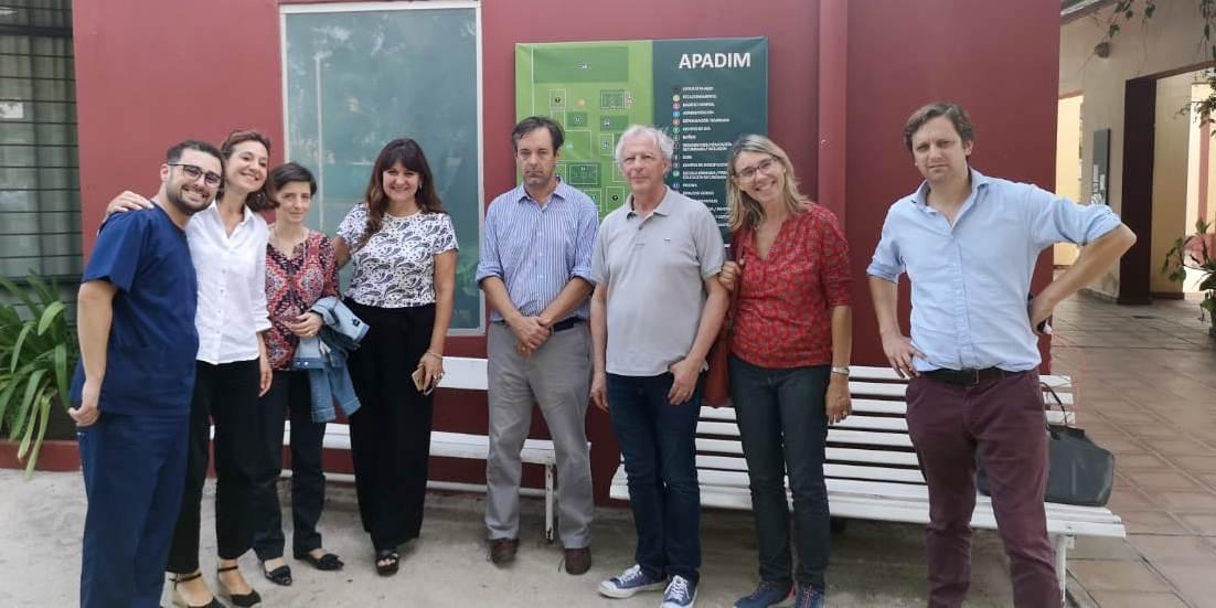 Visita del Instituto Jérôme Lejeune