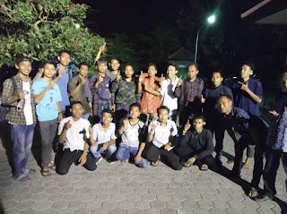 Aliansi Pemuda Peduli Masyarakat Nusa Tenggara Barat (APPM-NTB), Tolak Provokasi Mobilisasi Masa Anarkis dan Mendukung Kinerja TNI/POLRI.