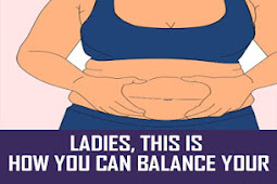 Here Is How To Balance Female Hormones Naturally!