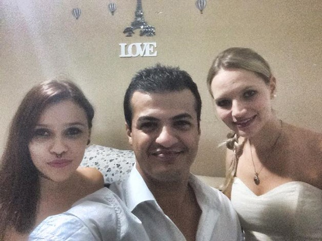 Estos Brasileros Explican Lo Que Es Vivir En Un Matrimonio De Tres Personas
