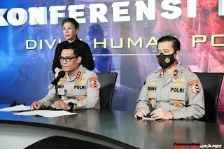 Polri Menghentikan Penyidikan Kasus Laskar FPI