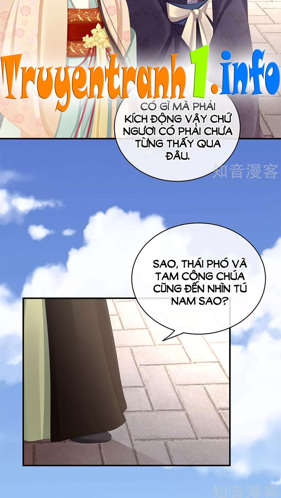 Hậu Cung Của Nữ Đế chap 112 - Trang 15