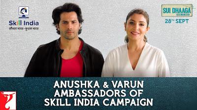 Anushka Sarma and Varun Dhavan