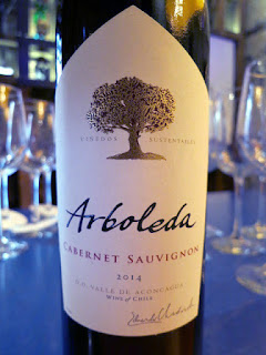 Arboleda Cabernet Sauvignon 2014 - DO Aconcagua Valley, Chile (89 pts)