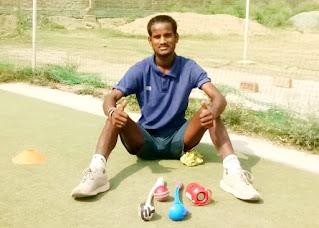 जौनपुर के पंकज की पूर्व भारतीय क्रिकेटर मोहम्मद कैफ ने की तारीफ  | #NayaSaberaNetwork
