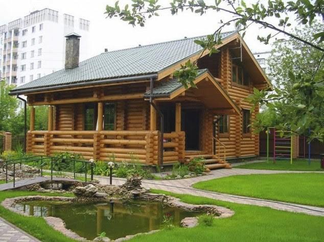 model rumah dari kayu 4
