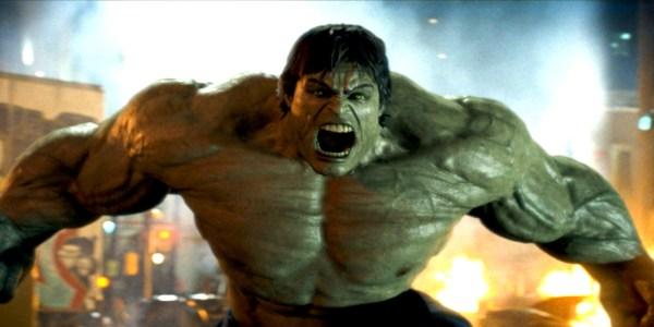 Image of Edward Norton as Hulk in The Incredible Hulk movie