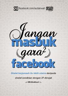 masbook gara gara facebook