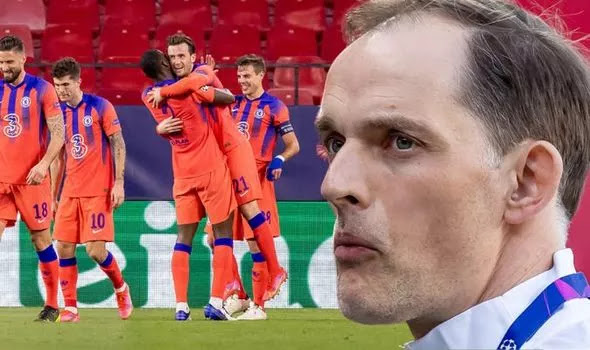 Thomas Tuchel told he has found his best Chelsea XI after Timo Werner decision