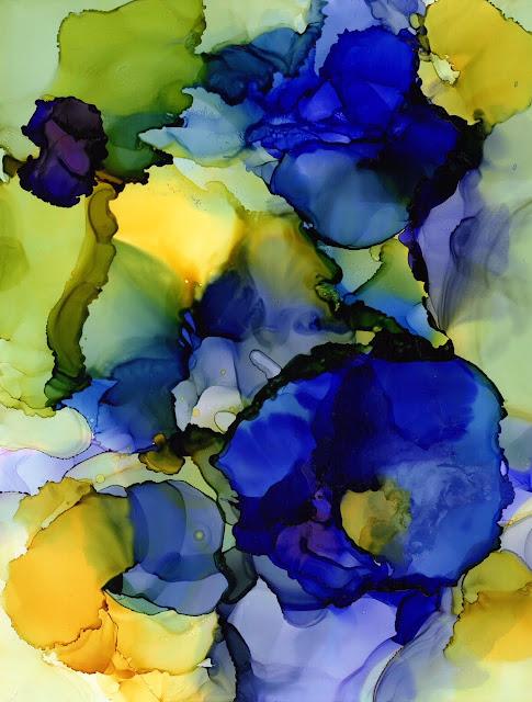 sharon petersen concord art association bouquet