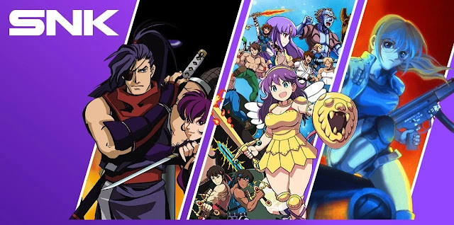 Starting July 28th (PDT), Twitch Prime is offering seven popular SNK games for free!