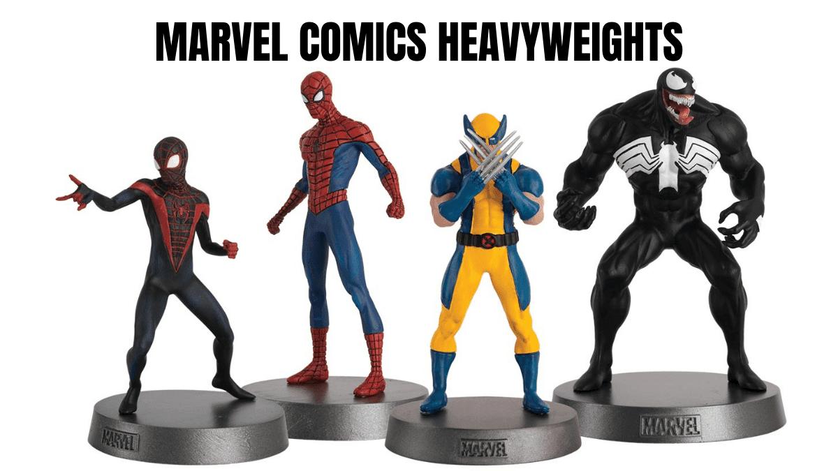 marvel comics heavyweights figurines