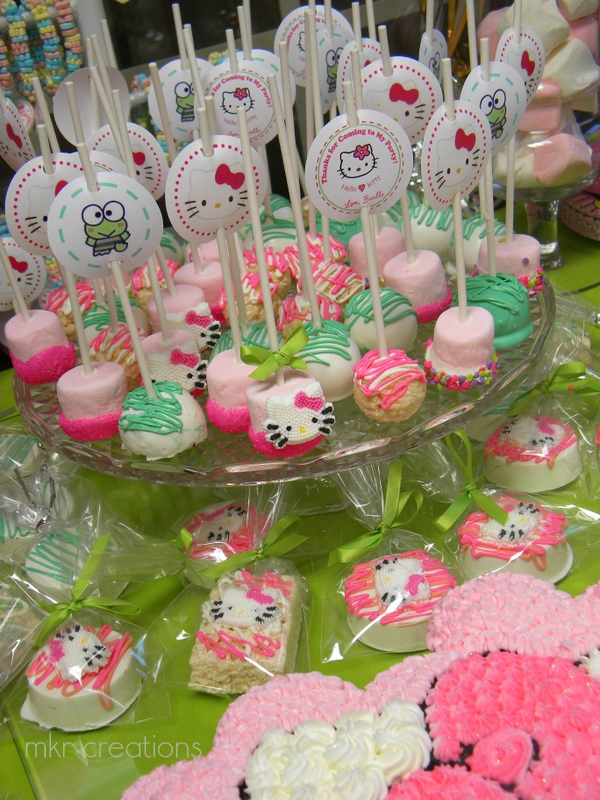 Mkr Creations Hello Kitty Birthday Party Theme