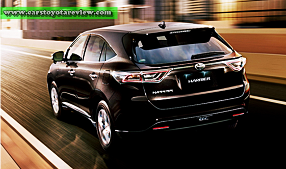 2017 Toyota Harrier Hybrid Review And Redesign