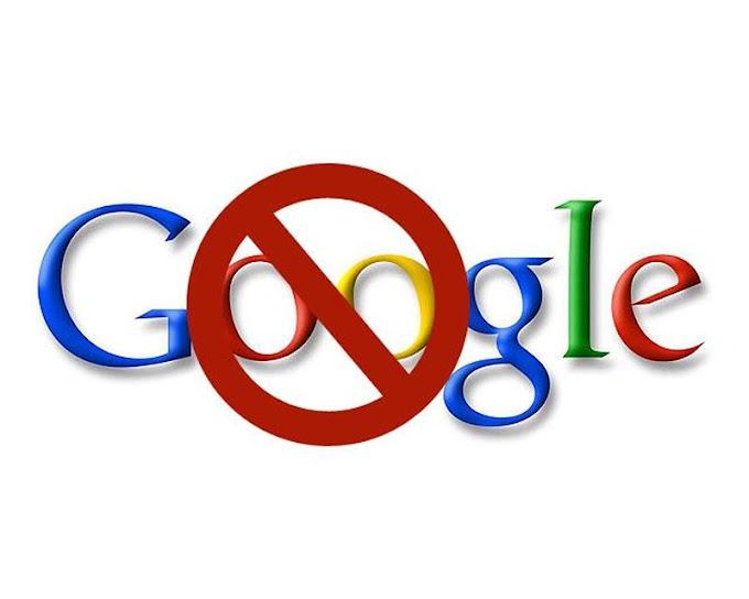 11 Penyebab Blog dan Web Kita Dihapus dari Index Google
