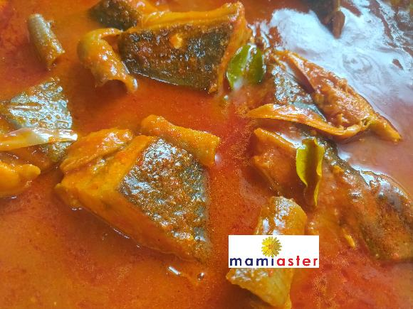Resepi ikan pari masak asam pedas