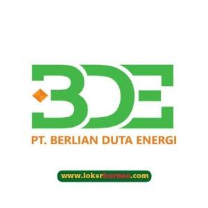 Lowongan Kerja Kalimantan  PT BERLIAN DUTA ENERGI  Tahn 2021