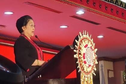 Megawati Ancam Parpol Koalisi, Jangan Main Api dengan PDIP