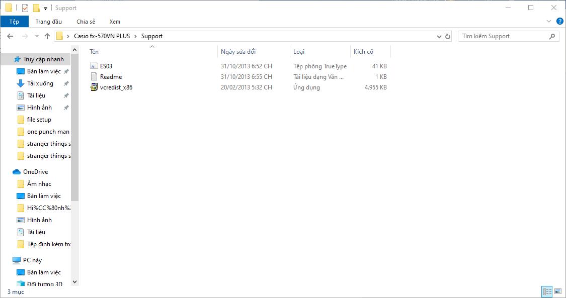 Download miễn phí phần mềm giả lập Máy tính Casio fx 570VN Plus