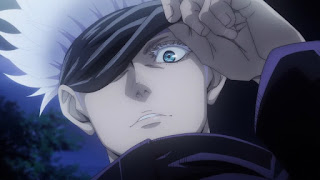 Hellominju.com : 呪術廻戦 アニメ 五条 悟 CV: 中村悠一   Jujutsu Kaisen   Gojō Satoru   Hello Anime !