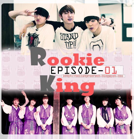 Rookie King Channel Bts