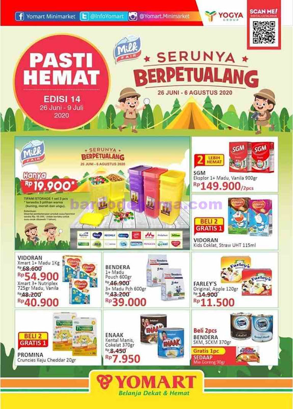 Katalog Promo Yogya Yomart Akhir Pekan 27 November 3 Desember 2020 Barcodeharga Harga Promo Alfamart Indomaret Giant Hypermart Superindo Lottemart Carrefour