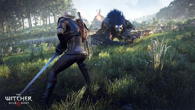 Imagem The Witcher 3: Wild Hunt - Game of the Year Edition PC