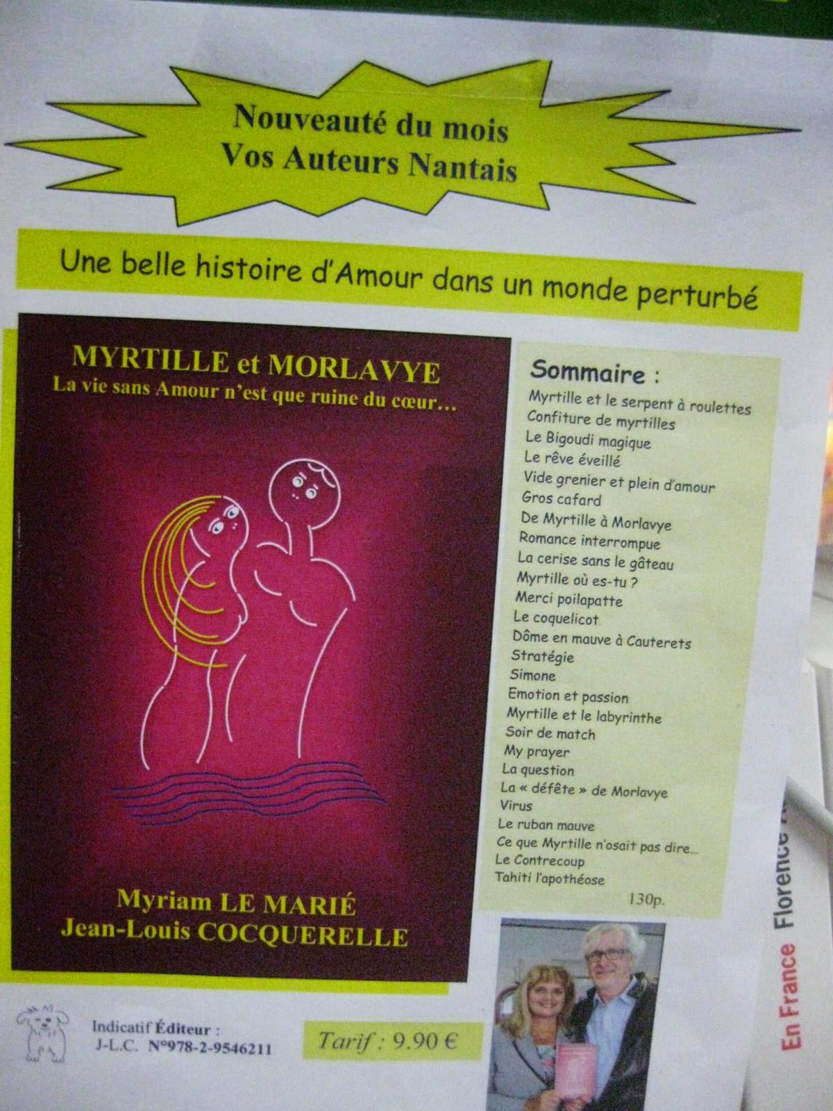 """Résultat de recherche d'images pour """"Myrtille et Morlavye la vie sans amour n'est que ruine du cœur"""""""