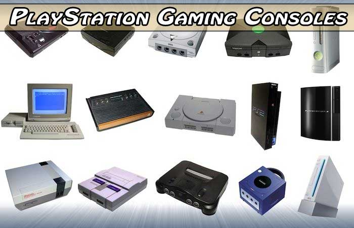 The Evolution of PlayStation Gaming Consoles Over the Years