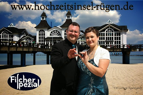 DJ Hochzeit Seebrücke Sellin, DJ auf Rügen, DJ Rügen