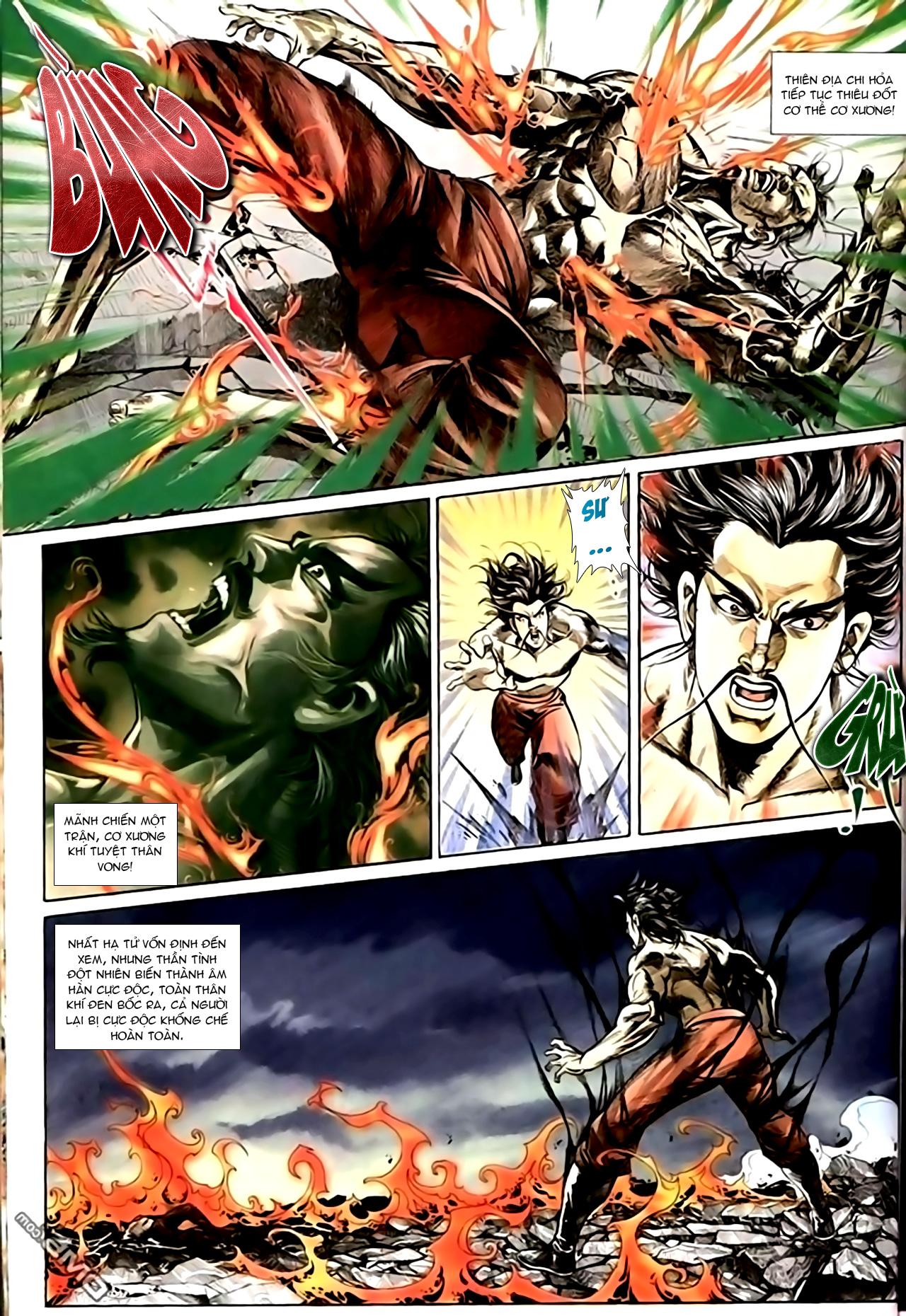 Cơ Phát Khai Chu Bản chapter 152 trang 17