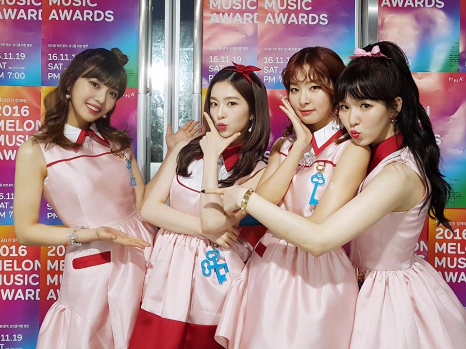 潘朵拉娛樂臺: 團魂滿滿的Red Velvet!總會留一個位置給缺席成員