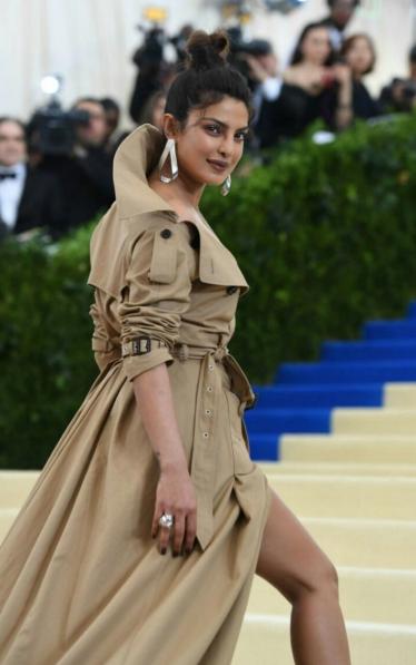 Priyanka Chopra meta gala function 2017