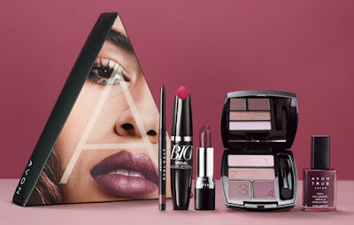 Avon Fall Beauty A Box - Divine Wine Collection